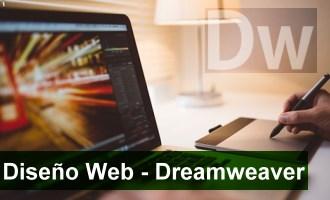 HTML, CSS y Dreamweaver.